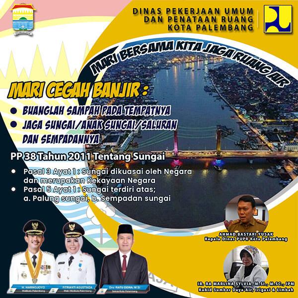 Iklan Dinas PUPR Kota Palembang
