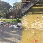 Pasar 26 Ilir ; dari Jajanan Khas hingga Sampah