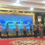 Launching Aplikasi Anjungan Bansos Sriwijaya
