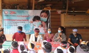 Sosialisasi Pencegahan Covid-19, KMHDI Sasar Masyarakat Pedesaan