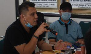 Rapat Perdana Karang Taruna Provinsi Sumsel Periode 2020-2025
