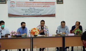 Forum Pemuda Gelar Dialog Interaktif Membangun Kota Palembang