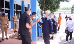 Kunker Komisi V DPR-RI, Bantu Kebut Pemenuhan Kebutuhan Air Bersih di kota Palembang