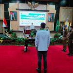 Resmi DiLantik ; HKTI Sumsel Harus Turut Andil Mensejahterakan Petani Indonesia !