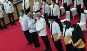 101 Tenaga PPPK Menerima SK, Wagub Ingatkan Tugas dan Tanggung Jawab