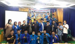 Cetak Sejarah ; PC PMII OKU Adakan PKL di Tingkat Pengurus Cabang