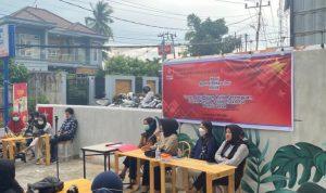 EK LMND Palembang Bicara Perempuan dalam Kancah Politik