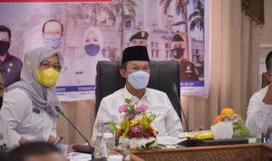 Vaksinasi Covid-19 di Kota Palembang Mencapai 24 persen