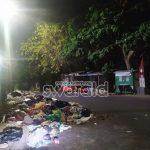 Jorok!!! Sampah Menggunung Akibatkan Bau Busuk, kerap Sebabkan Kecelakaan