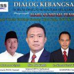 Forum Diskusi Sumatera Selatan (FDSS): OMNIBUSLAW Milik Siapa?