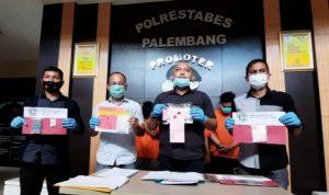 Kompol Rivanda : 447,49 Gram Sabu Beserta Bandar dan Kurir Telah Diamankan