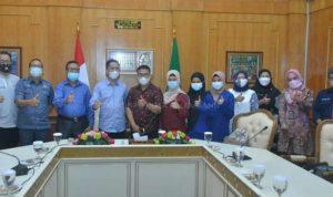 Pemkot dan IMM Kota Palembang Berkolaborasi ; Kampanye Perihal Vaksinasi