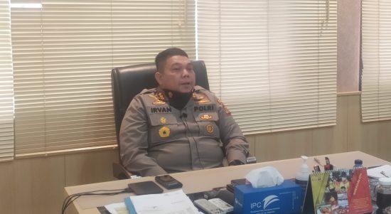 Penyegaran ; 4 Pejabat Polrestabes Palembang Dimutasi