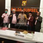 Sikapi Suasana Panas Perihal Omnibus Law, GENCAR Silaturahmi ke Mapolda