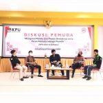 PGK Kota Palembang : Maksimalkan Partisipasi Pemuda Pemilih Pemula
