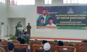 Konferwil GP Anshor 2020 Mengantarkan Zarkasih Sebagai Ketua Umum Periode Kedua