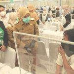1500 Penerima Vaksin Per Hari, Partisipasi Grab Sukseskan Vaksinasi Covid-19