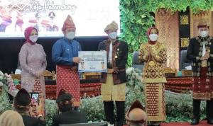 123 Miliar Kadi Kado Ultah Palembang ke 1338 Dari Gubernur Sumsel