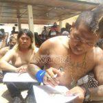 Diamankan Anggota Jatanras, Anak Punk Menyayikan Lagu Darah Juang