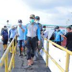 Tata Pulau Kemaro, Harno ; Bersih-bersih Hingga Bangun Akses Darat