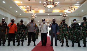 Harnojoyo Apresiasi TMMD-110; Gotong Royong Sesuai Program Kota Palembang
