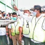 Kebut Restorasi Sungai Sekanak Lambidaro, Harno : Sudah 47 Miliar !