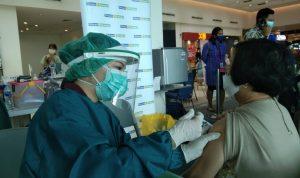 Dinkes Kota Palembang dan RS Siloam Bersinergi Vaksinasi Lansia