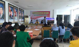 Pemilihan Ketua Umum ; Forum Mahasiswa Palembang Gelar Mubes Perdana