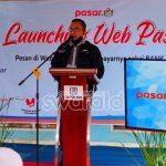 Abdul Rizal : PD Pasar Telah Capai Target Kontribusi Pada PAD Kota Palembang
