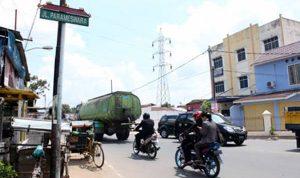 Pelebaran Jalan Parameswara Ditunda, Harrey : Prioritas Drainase Dulu !