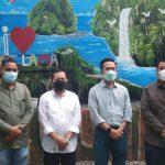 Kunjungi Taman Edukasi di Kelurahan Bukit Lama ; RD Beri Pujian !