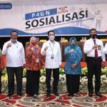 107 Lurah di Kota Palembang Ikuti Sosialisasi P4GN
