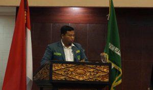 Pendirian Islamic Center Bin Baz di Muba, Simatupang : Jangan Beri Izin !