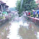 Gotong Royong Sepanjang 1 KM ; Kembalikan Keindahan Sungai