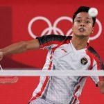 Kalah Dari Chen Long, Anthony Ginting Gagal Menuju Final Olimpiade Tokyo 2020