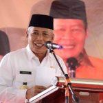 Kurva Kasus Positif Covid-19 Melandai, Kabupaten OKI Menuju New Normal