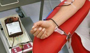 Puluhan Anggota Polres Empat Lawang Lakukan Donor Darah