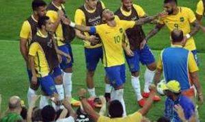 Takluk 2-1, Spanyol Relakan Tim Samba Sabet Medali Emas Olimpiade Tokyo 2020