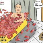 Karikatur LPM Limas Fisip Unsri Berbuntut Ancaman Skorsing