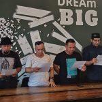 4 Organisasi Buruh Deklarasikan Front Perjuangan Buruh Sumatera Selatan