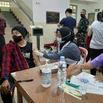 Animo Masyarakat VS Stok Vaksin di Kota Palembang