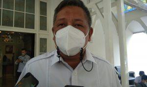 Ketua KONI Kota Palembang Pastikan Seluruh Atlet Sudah Divaksin Sebelum Porprov