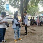 Ratusan Mahasiswa UIN Raden Fatah Palembang Bersiap Konvoi Aksi Ke PGRI Tolak Komersialisasi Pendidikan