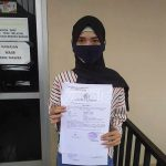 Diduga KDRT, Annisa Laporkan Suami ke SPKT Polrestabes