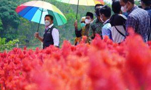 Resmikan Kampoeng Wisata Ya Samman Cindo, HD Dorong Wisata Edukasi Pertanian