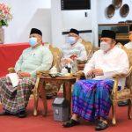 Hadiri Istighotsah PWNU, HD Ajak Warga Sumasel Eratkan Tali Silaturahmi