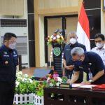 Tingkatkan Produktivitas Pertanian, Sumsel Sulap Sawah Lebak Jadi Sawah Irigasi Teknis