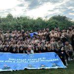 Diklatsar ke-XI UKMK PSMF UIN RF kedepankan 4 Pilar