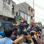 Rudianto Widodo Ketua Umum Forum Swara Mahasiswa Kutuk Persekusi di kampus PGRI