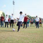 Dukung Sepakbola Nasional, HD Gulirkan Turnamen U-14 dan Women Sriwijaya FC Championship